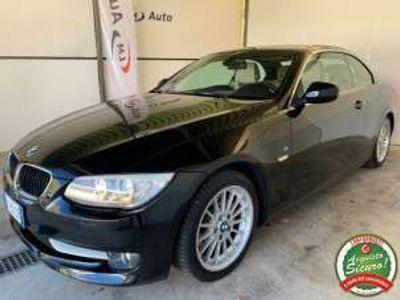 usata BMW 320 Cabriolet d cat Futura Diesel