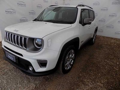 usata Jeep Renegade My19 Limited 1.0 Bz T3 120cv