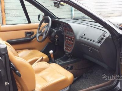 used Peugeot 306 Cabriolet asi a metano