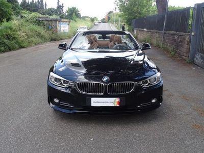 used BMW 420 d Cabrio Luxury