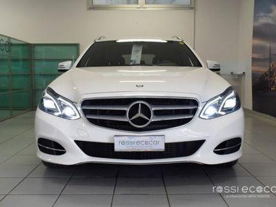 używany Mercedes E250 BlueTEC S.W. 4Matic Automatic Premium