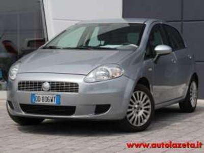 usata Fiat Punto 1.3 MJT 75 CV 5 porte Dynamic DA RIPARARE