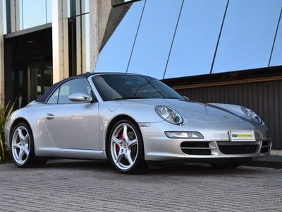 usado Porsche 911 Carrera S Cabriolet * SCARICHI SPORT * APPROVED *