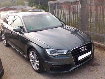 usata Audi A3 3ª serie - 2013 sport back s-line
