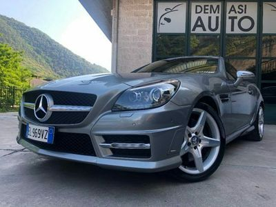 usata Mercedes SLK250 CDI BlueEFFICIENCY Premium AMG NAVI COMAND!!