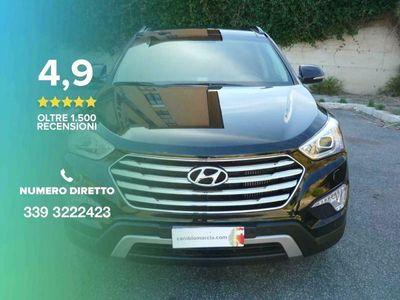 usado Hyundai Grand Santa Fe 2.2 CRDi 4WD A/T XPossible + garanzia ufficiale