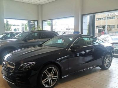 używany Mercedes E220 4Matic Premium