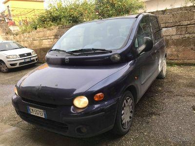 brugt Fiat Multipla - 2004 1.9 JTD MOTORE IMPECCABILE