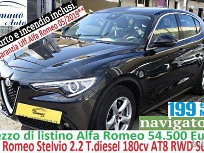 usata Alfa Romeo Stelvio 2.2 T.diesel 180cv AT8 RWD Supe