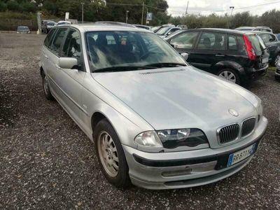 usata BMW 320 Serie 3 d Touring Eletta