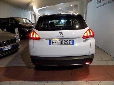 second-hand Peugeot 2008 1.6 e-HDi 92 CV cambio automatico Allure