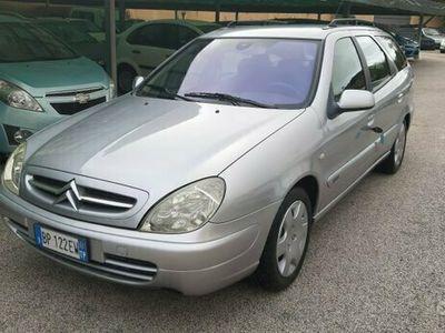 usata Citroën Xsara SW 2.0 HDI