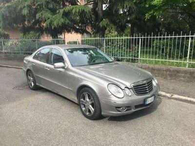 usata Mercedes E320 cdi 4matic avantgarde