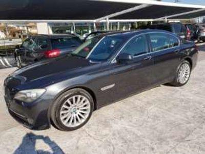 usata BMW 730L Serie 7 d Futura usato