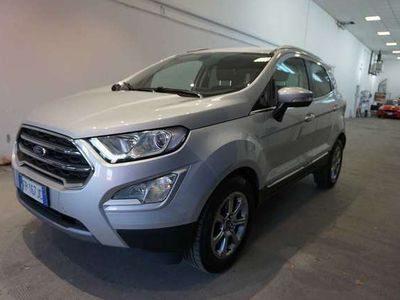 usata Ford Ecosport 1.5 TDCi 100 CV Start&Stop Titanium
