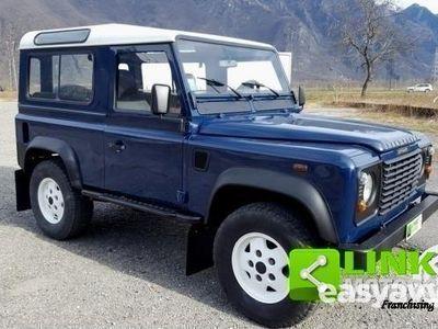 usado Land Rover Defender 90 2.5 Td5 Soft-Top