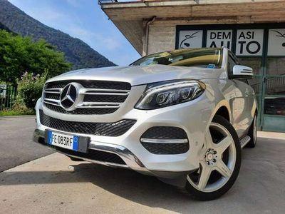 usata Mercedes GLE350 d 4Matic Premium Plus AMG TETTO+PEDANE+CERCHI 21