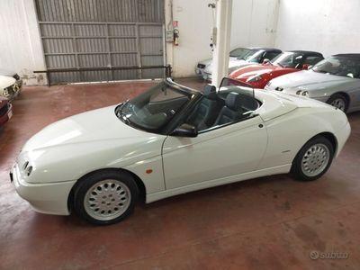 usata Alfa Romeo 2000 spiderts 1997 BIANCA EPOCA