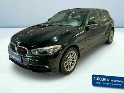usata BMW 116 Serie 1 d Advantage 5p auto