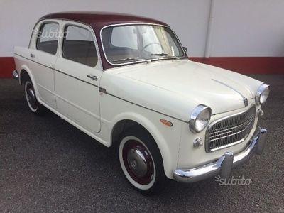second-hand Fiat 1100D 1959