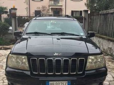 usata Jeep Grand Cherokee 4.7 V8 cat Limited LX