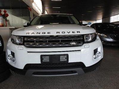 gebraucht Land Rover Range Rover evoque 2.2 SD4 5P. Pure-Teck Pelle-Navi_Xenon