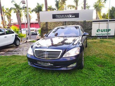 usata Mercedes S600 Lunga