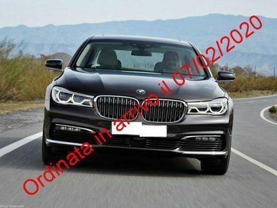 usata BMW 760 MLI XDRIVE SERIE 7 (G11/G12) DEL 2019