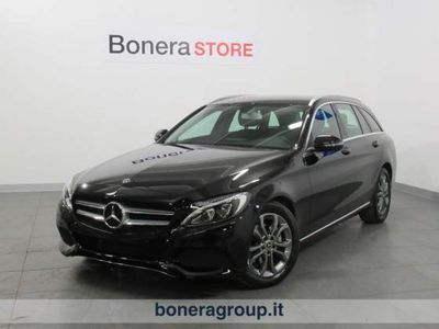 usata Mercedes 220 Classe C Station WagonD Sport 7G-Tronic Plus