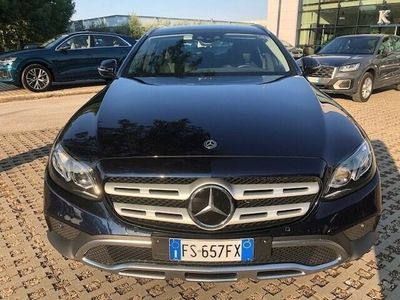 used Mercedes E350 S.W. 4Matic Premium Plus All-Terrain