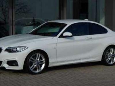 usata BMW 220 i Coupé Msport Automatico Benzina