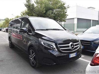 usata Mercedes V220 Classe V 2014--->d Automatic 4Matic Sport Business Extralong