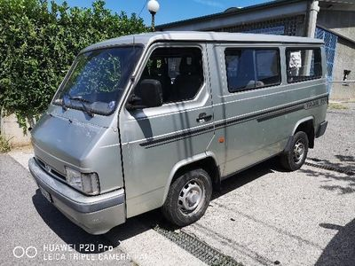 used Nissan Trade 2.0 diesel PC-TB Combi 9 p.ti