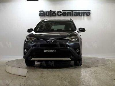 usata Toyota RAV4 Hybrid 2WD Lounge del 2016 usata a Busto Arsizio