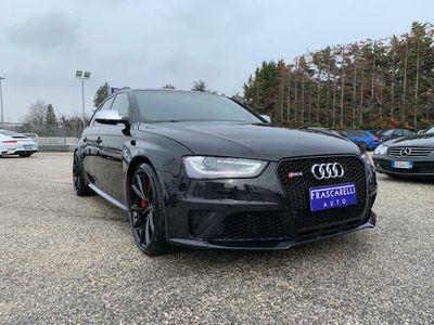 usata Audi RS4 Avant 4.2 V8 FSI quattro S tronic /belliss/kmdocum
