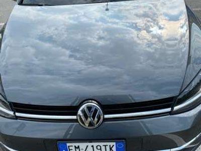 usata VW Golf 1.4 TSI 125CV DSG 5p. Executive Blu