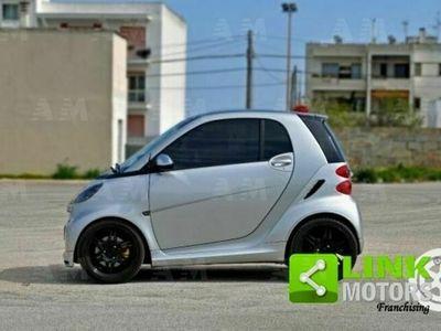 usata Smart ForTwo Cabrio Cabrio 1000 72 kW BRABUS usato