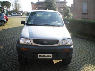 usata Daihatsu Terios 1.3i 16v Cat 4wd Usato