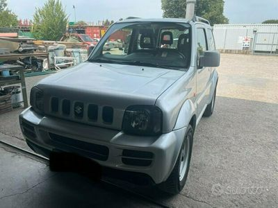 usata Suzuki Jimny Jimny 1.3i 16V cat 4WD JLX Più