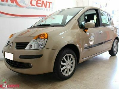 used Renault Modus 1.5 dCi 105CV Luxe Privilège