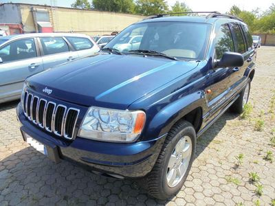 used Jeep Grand Cherokee 2.7 CRD cat Limited LX