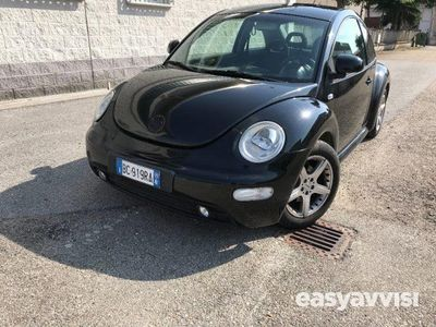 brugt VW Beetle new1.9 tdi ok neopatentati diesel