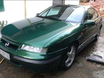 usado Opel Calibra 2.0i 16 V Turbo 4×4 prima vernice