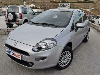 usata Fiat Punto 1.4 Natural Power (Metano)