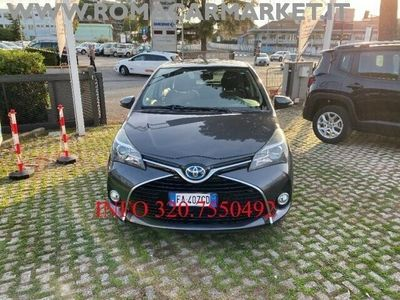 usata Toyota Yaris 1.5 Hybrid 5 porte Active KMCERTIFICATI rif. 12315099