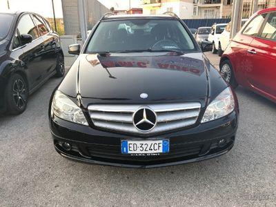 usata Mercedes 200 Classe C swcdi unicpropriet - 2010