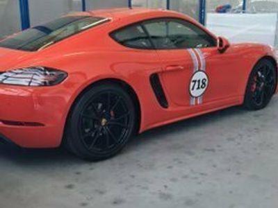 usata Porsche Cayman S 718 Cayman 2.5 S