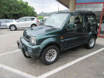 second-hand Suzuki Jimny 1.5 DDiS cat 4WD JLX