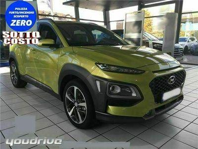 usata Hyundai Kona HEV 1.6
