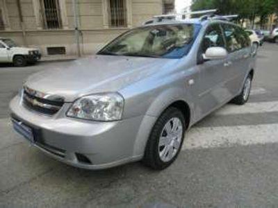 usata Chevrolet Nubira 1.6 16V Station Wagon CDX imp. gpl!!!!